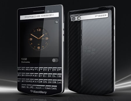 Harga BlackBerry Porsche Design P9983
