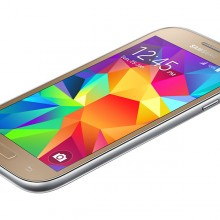 Layar Samsung Galaxy Grand Neo Plus Emas