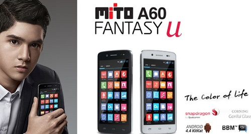 Review Mito Fantasy U A60