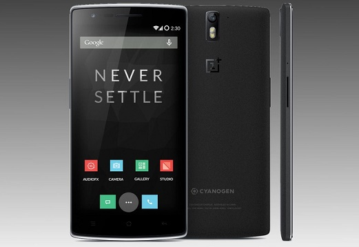 Review Smartphone OnePlus One