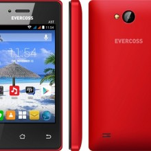 Evercoss A5T Peach