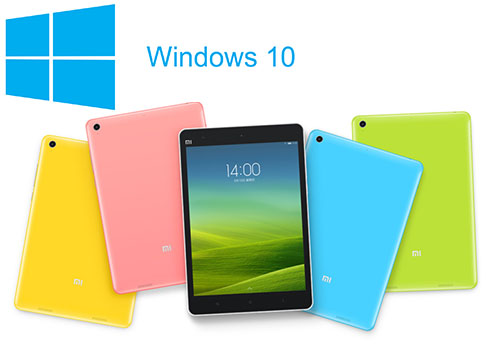 Tablet Xiaomi Windows 10