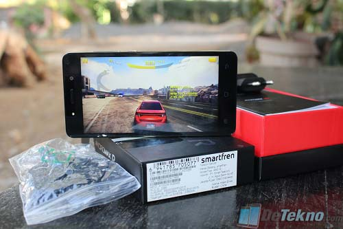 Review Smartfren Andromax R