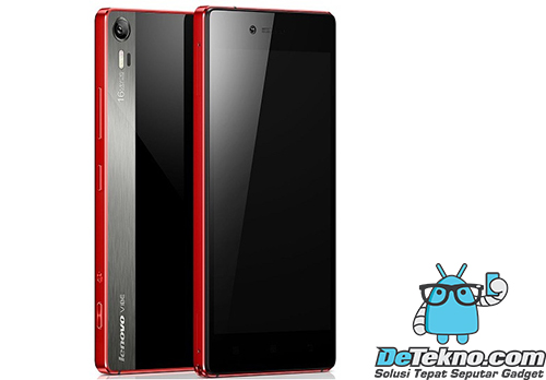 Lenovo Vibe Shot HP Android Kamera Depan 8 MP