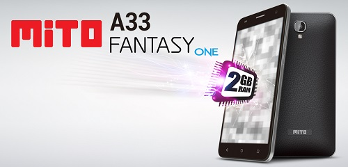 Review Mito Fantasy One A33