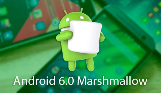 Android Marshmallow Hp Asus