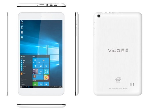 Tablet Windows Vido W8C