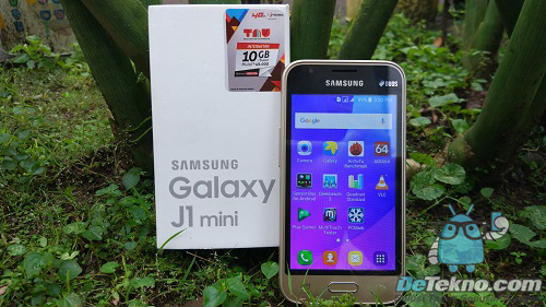 Review Samsung Galaxy J1 Mini