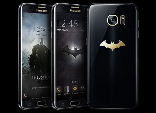 Samsung Galaxy S7 edge Injustice