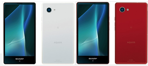Spesifikasi Sharp Aquos Mini