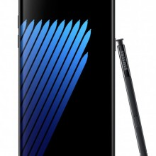 Samsung Galaxy Note 7 Onyx Black