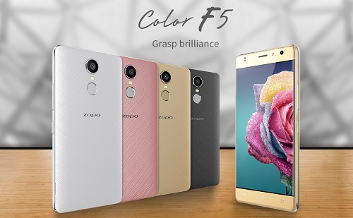 Spesifikasi Zopo Color F5