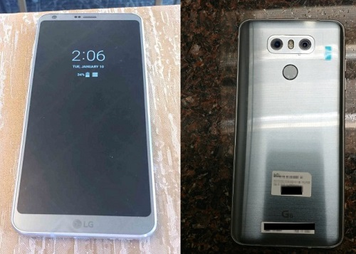 Penampakan LG G6 Dengan Alwas On Display