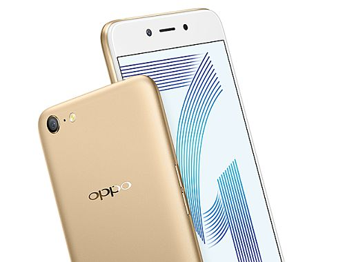 Review Oppo A71