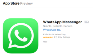 Download Aplikasi Whatsapp Untuk iPhone